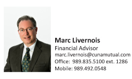 A picture of Mark Livernois who is a Financial Advisor at MFCU.