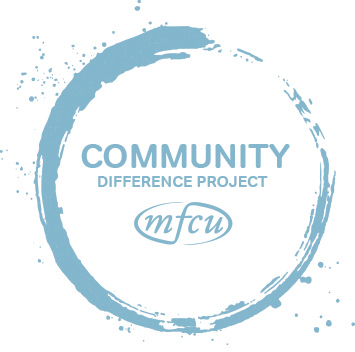 Community Difference Project Logo