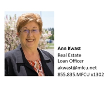 Ann Kwast Real Estate Loan Officer