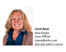 Carol Boot Real Estate Loan Officer
