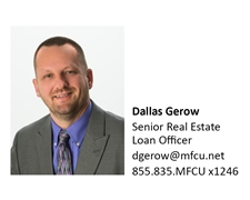 Dallas Gerow Senior Real Estate Loan Officer