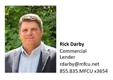 Rick Darby Commercial Lender