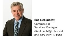 Rob Liebknecht Commerical Services Manager